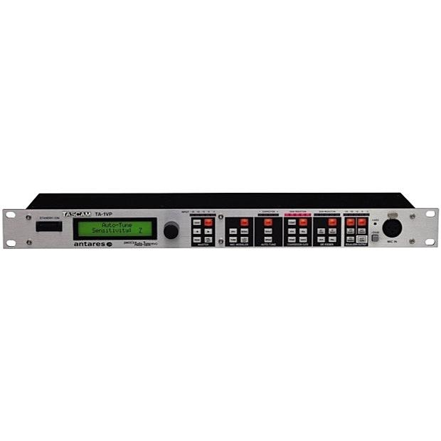 Tascam TA-1VP Vocal Processor with Antares Auto-Tune Technology