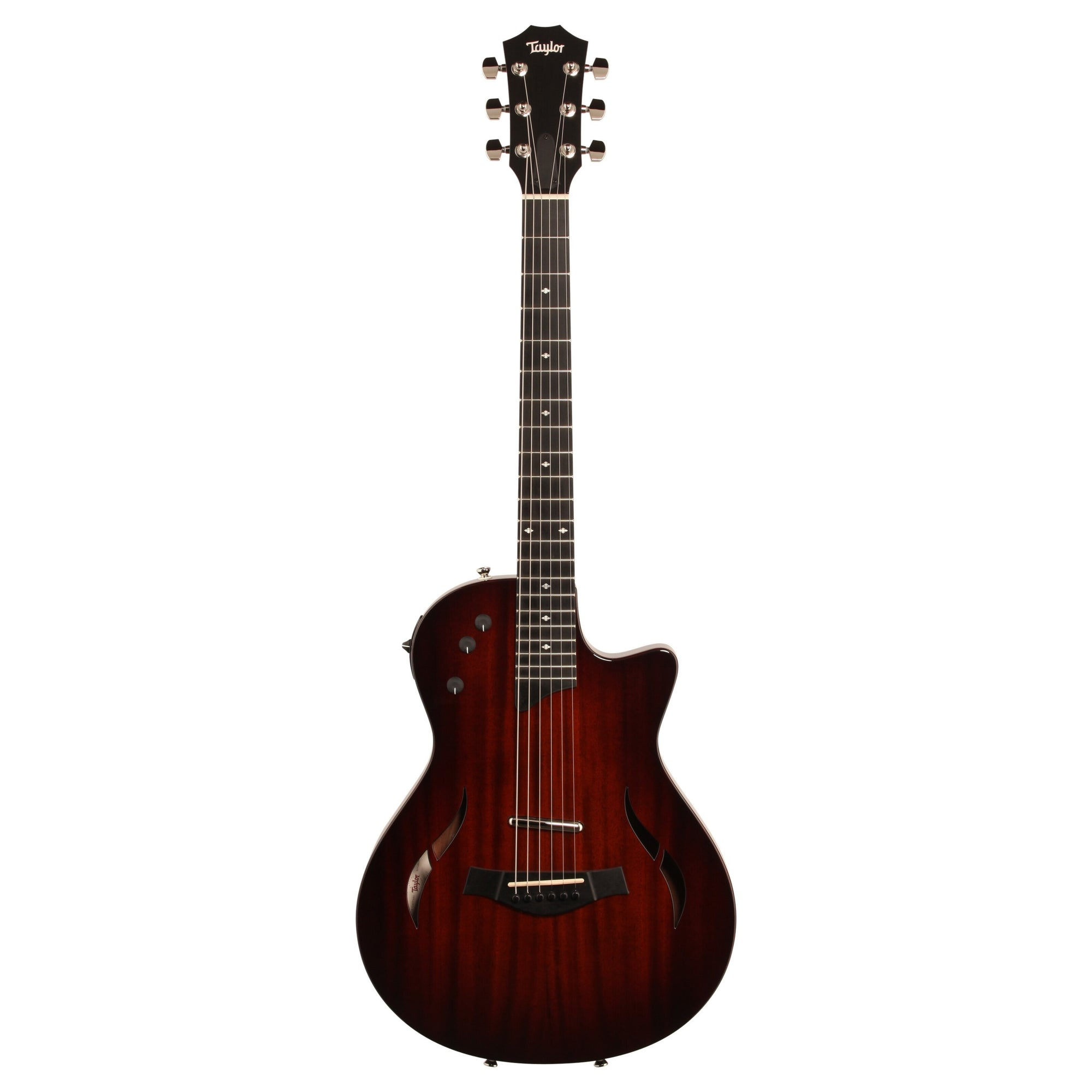 Taylor T5z Classic Deluxe Electric Guitar, Shaded Edge Burst