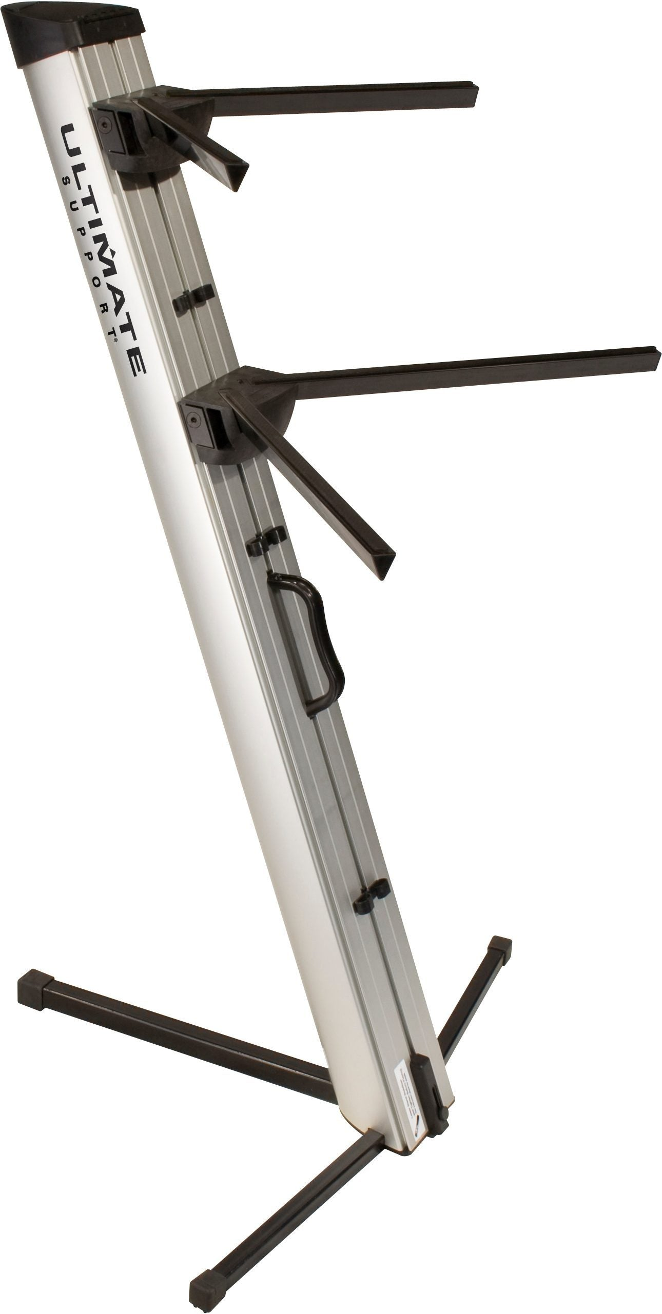 Ultimate Support AX-48 PRO APEX Keyboard Stand, Silver