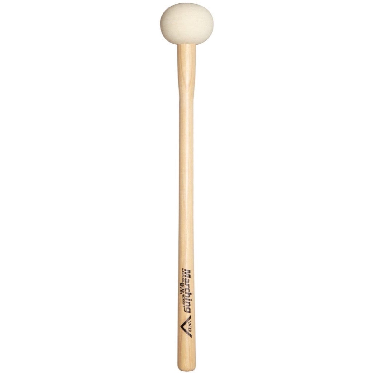 Vater MVB4 Marching Bass Drum Mallets (Pair)