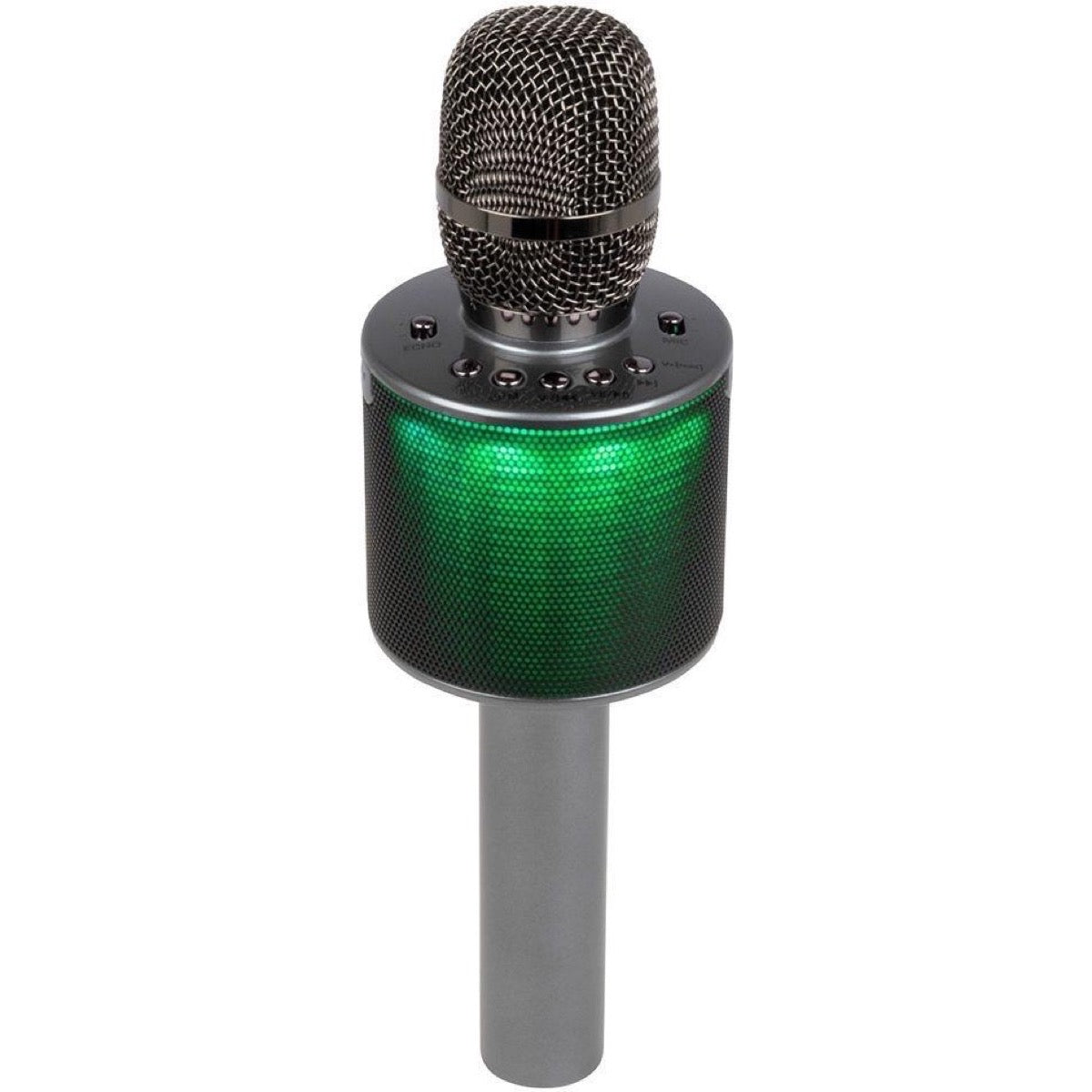 VocoPro Pop-Up Oke All-In-One Wireless Karaoke Microphone, Single