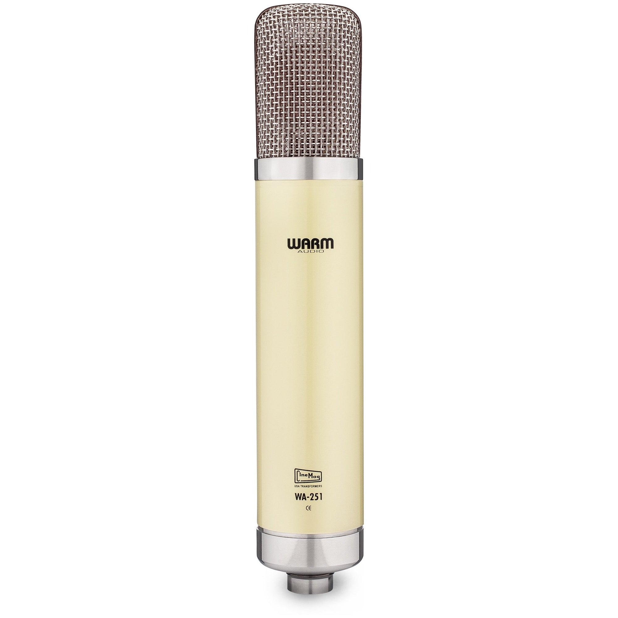 Warm Audio WA-251 Large-Diaphragm Tube Condenser Microphone