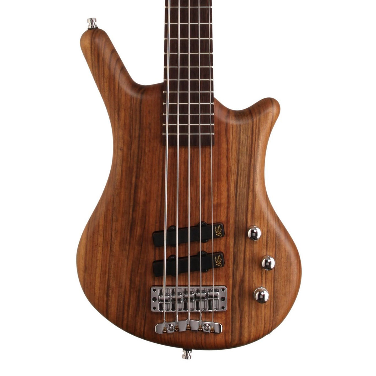 Warwick GPS German Pro Series Thumb BO 5 Electric Bass, 5-String (with Gig Bag), Natural copy