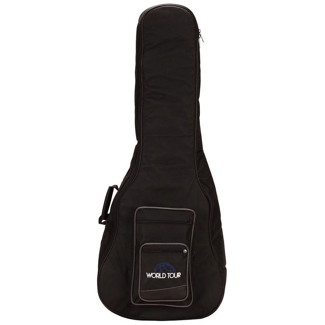World Tour Deluxe 20mm Acoustic-Electric Bass Gig Bag