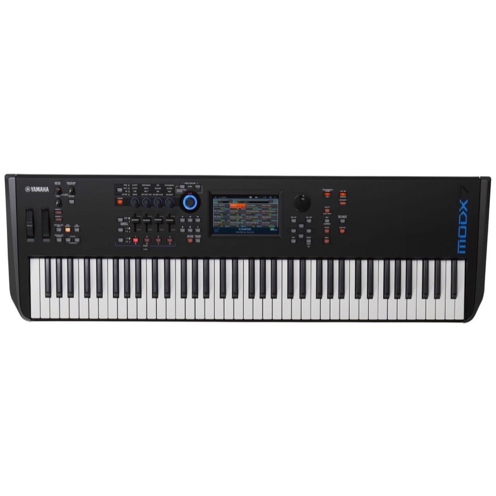 Yamaha MODX7 Keyboard Synthesizer, 76-Key
