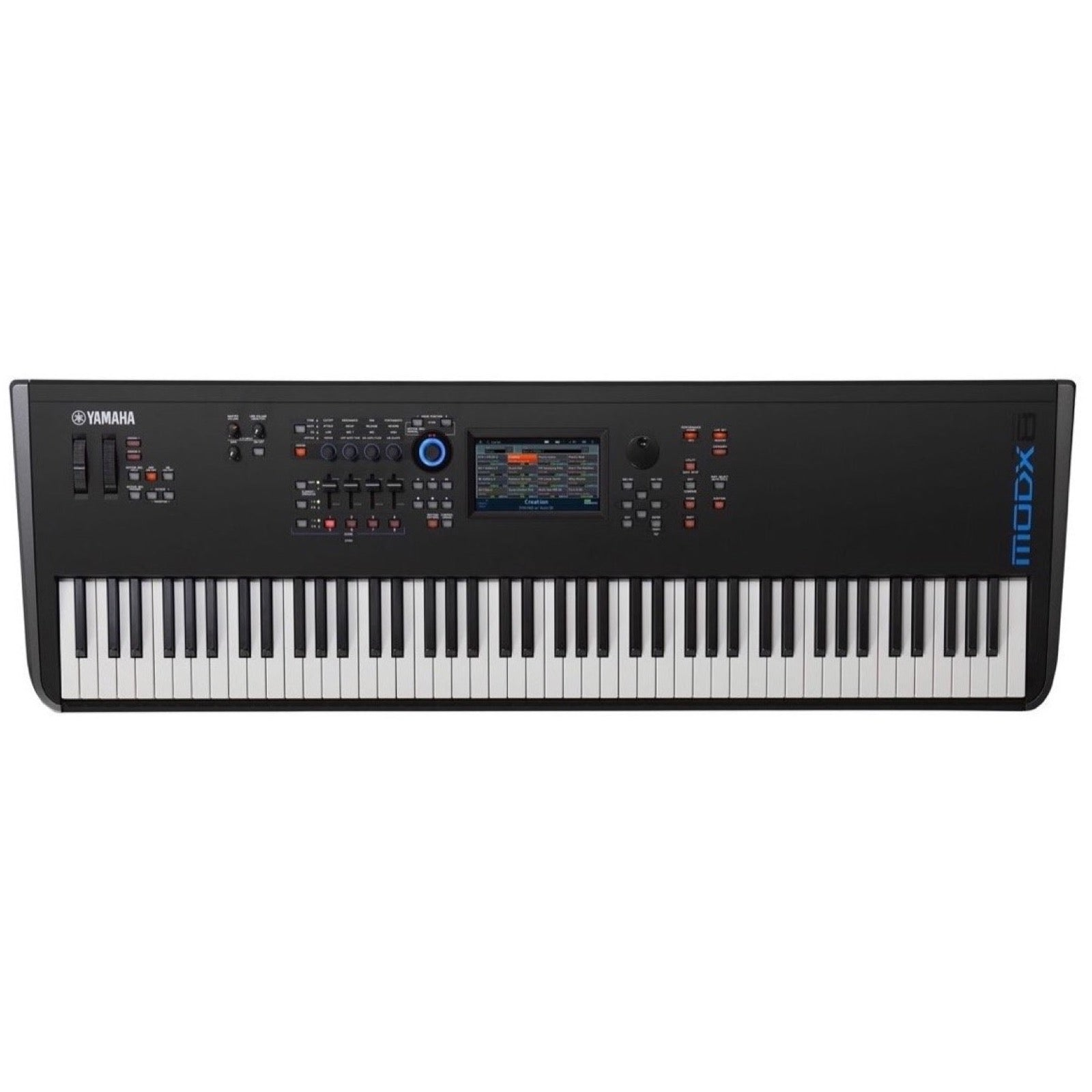 Yamaha MODX8 Keyboard Synthesizer, 88-Key