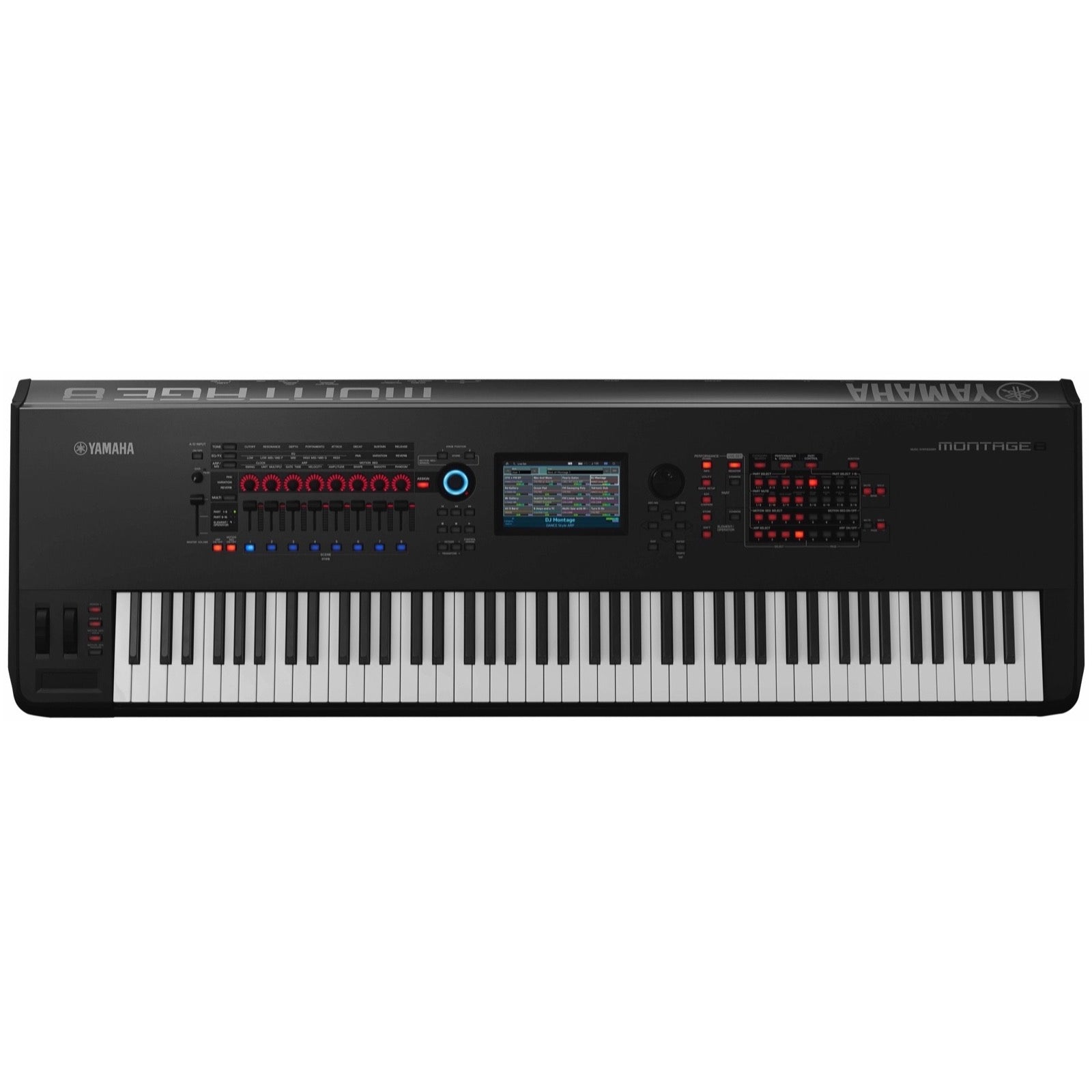Yamaha Montage 8 Keyboard Synthesizer, 88-Key
