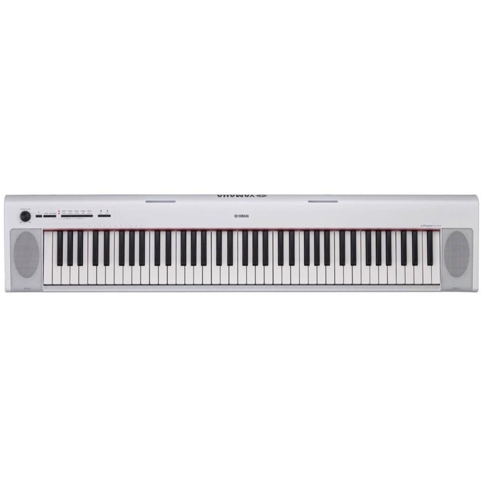 Yamaha NP32 Piaggero Portable Digital Piano, White