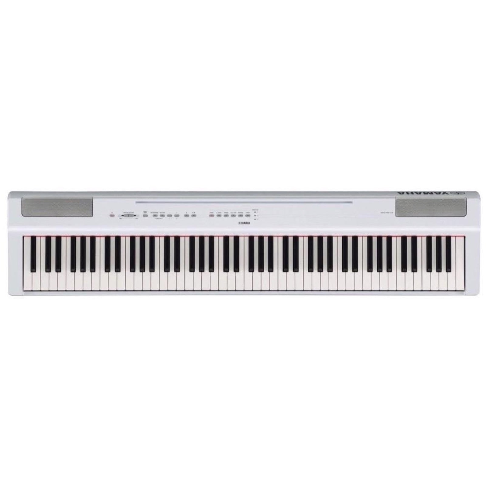 Yamaha P-125 Digital Stage Piano, 88-Key, White