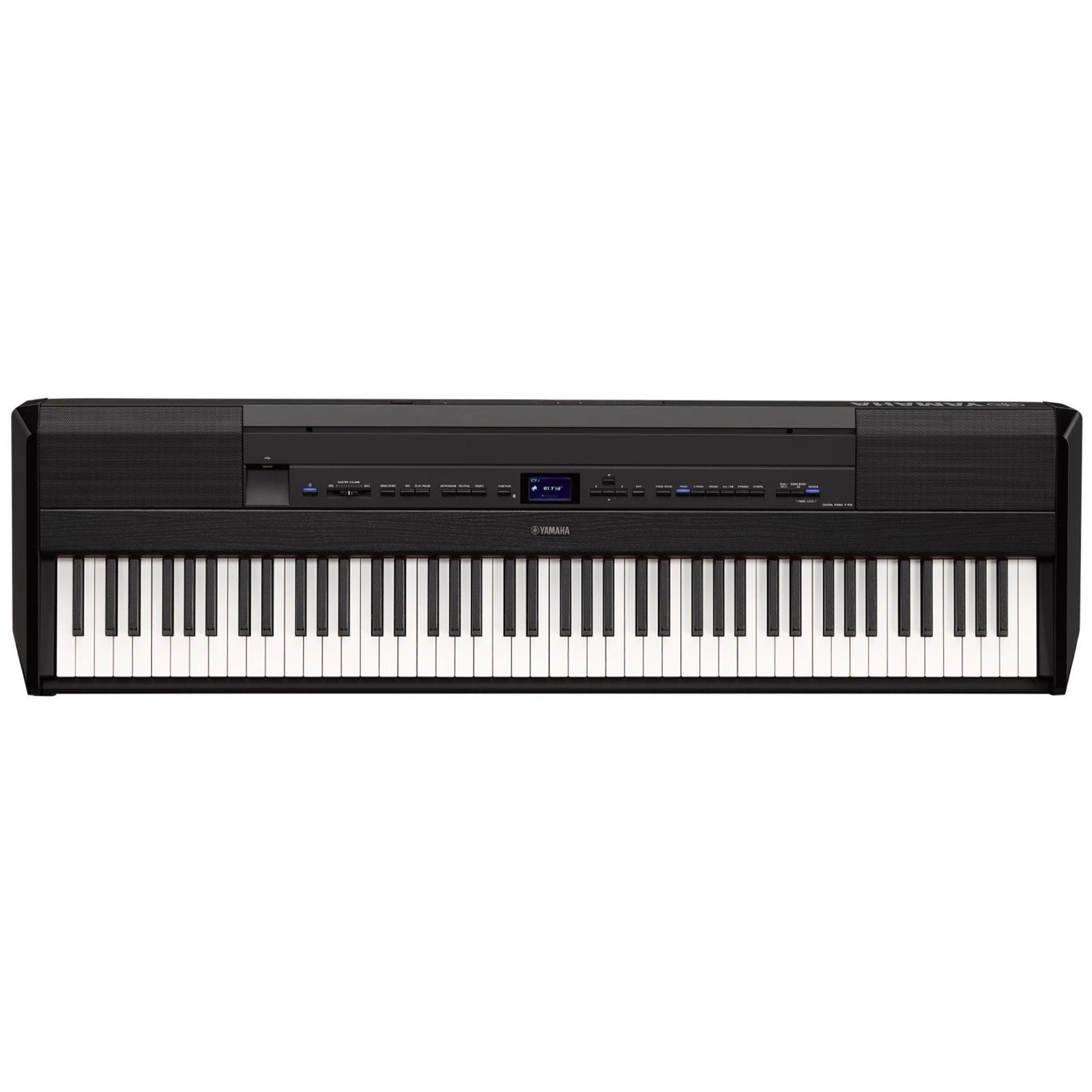 Yamaha P-515 Digital Piano, 88-Key, Black