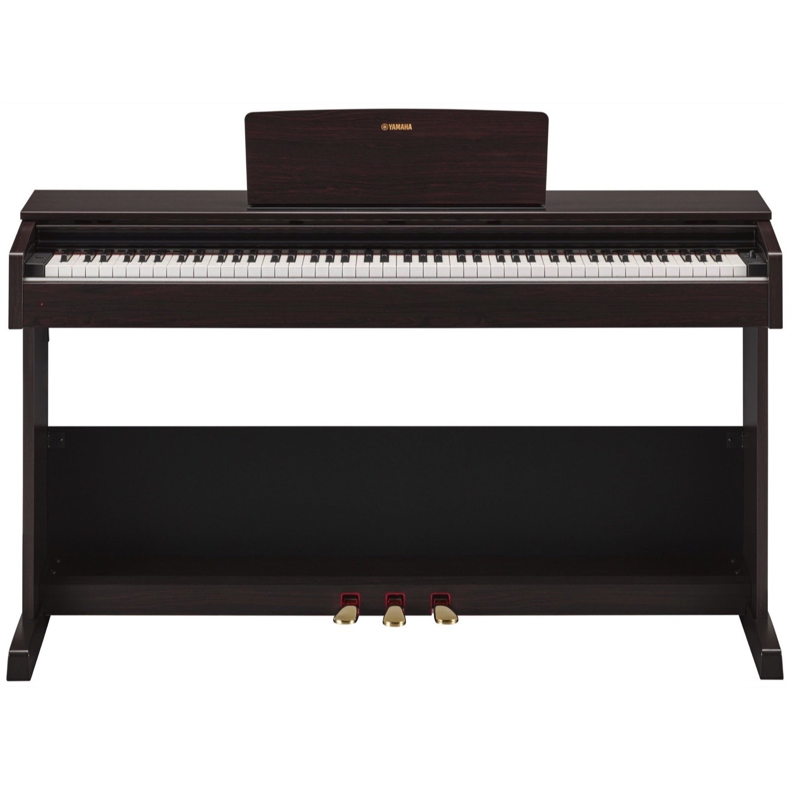 Yamaha YDP-103R Digital Piano (with Bench), Rosewood
