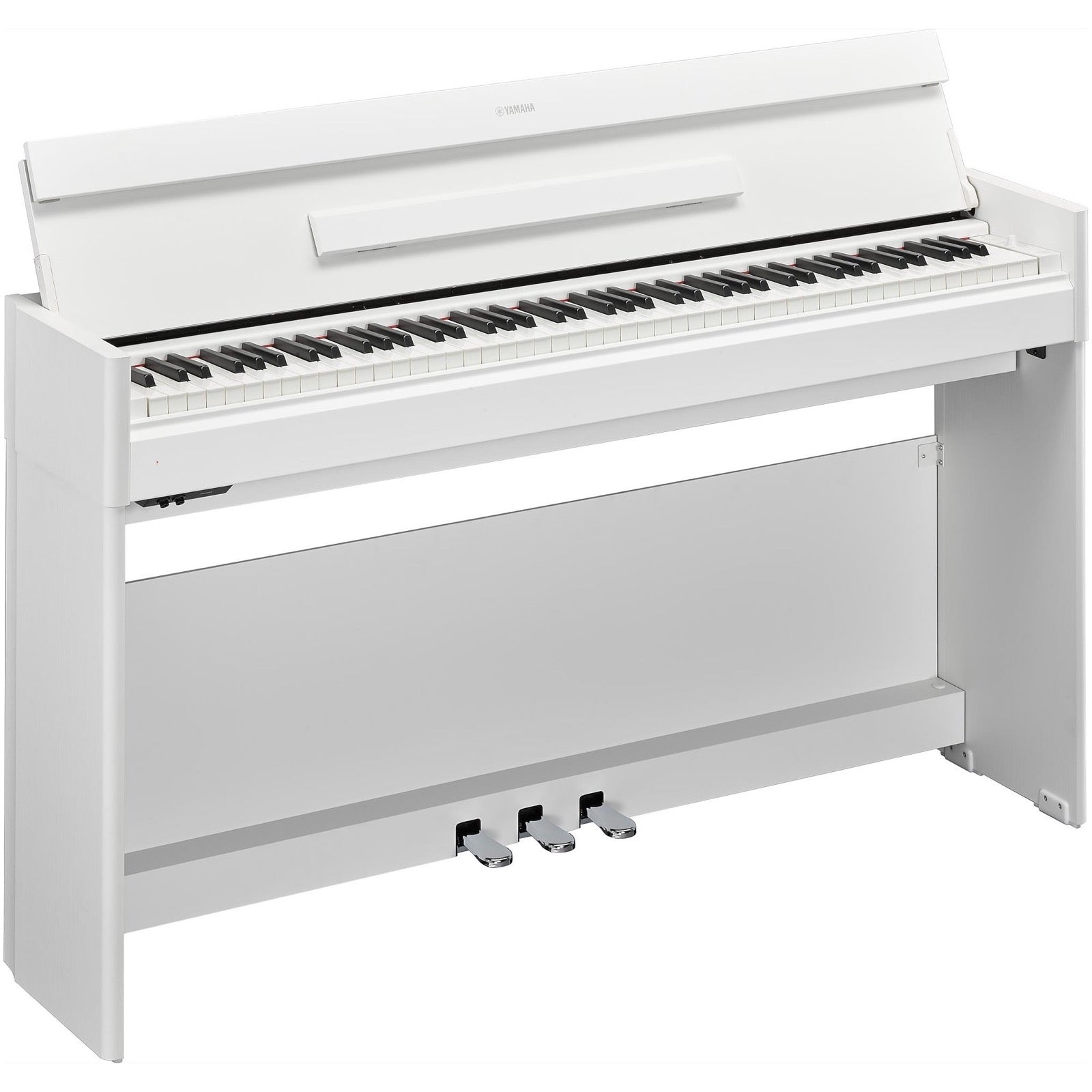 Yamaha YDP-S54 Digital Piano, Satin White