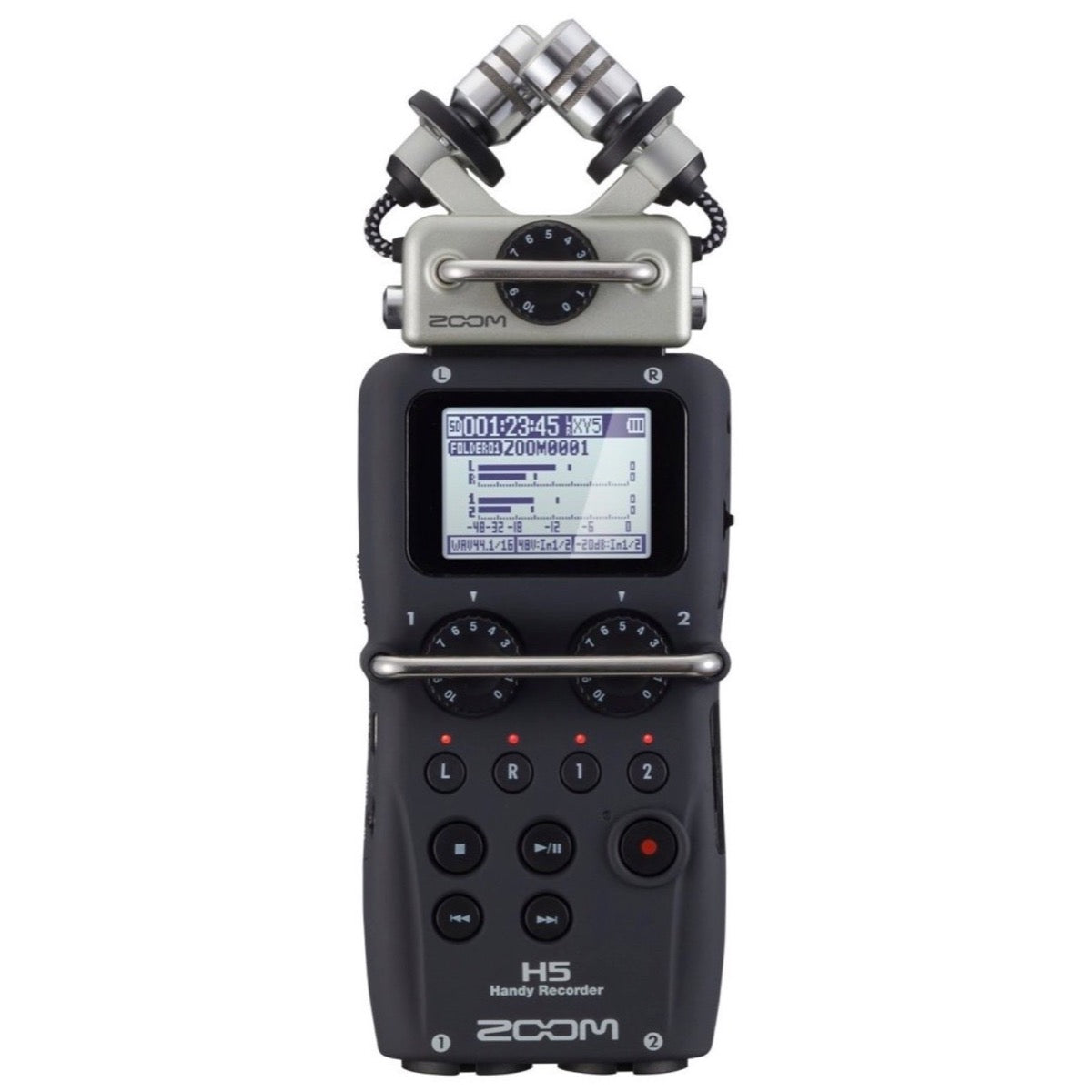 Zoom H5 Handheld Digital Recorder