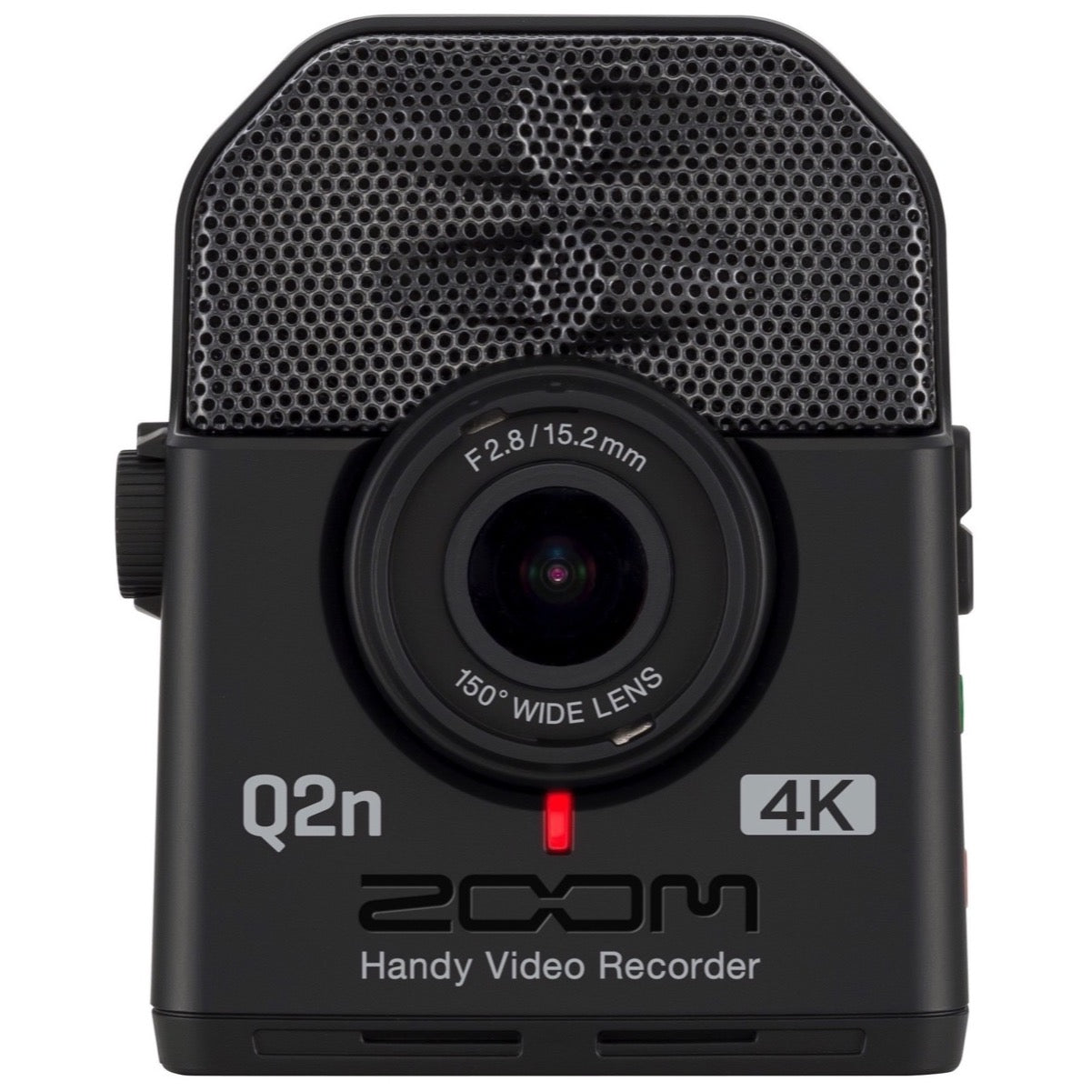Zoom Q2n-4K Ultra HD Handy Video Recorder