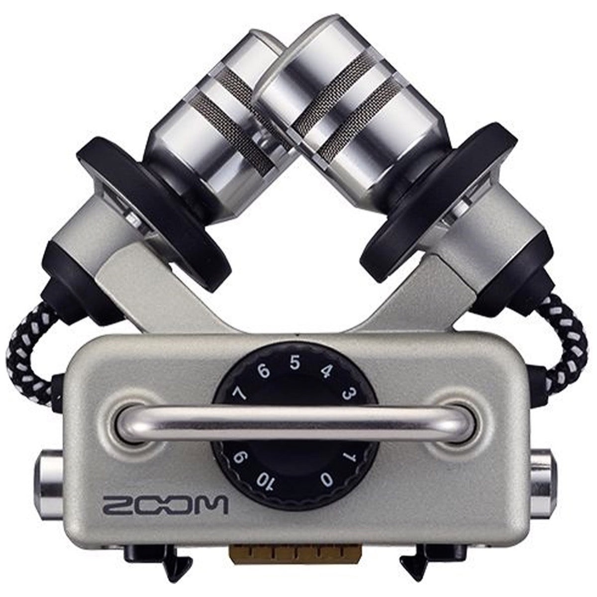 Zoom XYH-5 Shock-Mounted X-Y Stereo Microphone Capsule for H5 and H6 Recorders