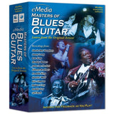 Load image into Gallery viewer, eMedia Masters of Blues Guitar Software