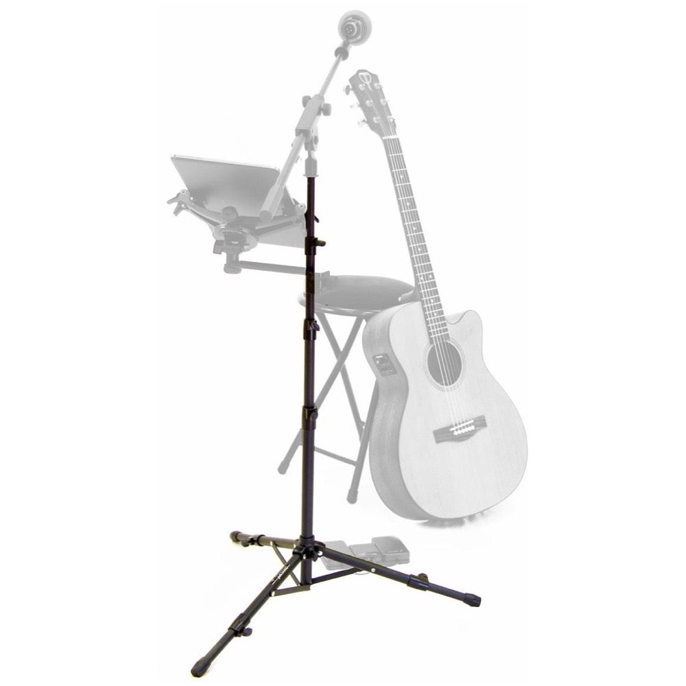 AirTurn goSTAND Portable Microphone and Tablet Stand