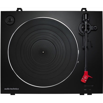 Audio-Technica AT-LP3 Fully Automatic Belt-Drive Stereo Turntable, Black