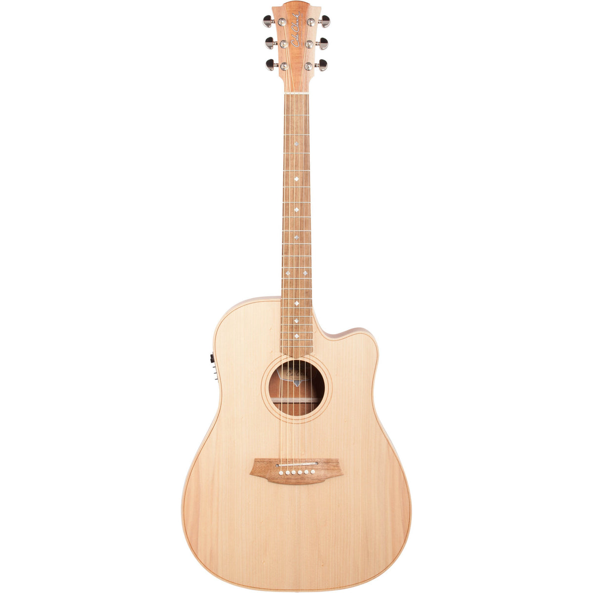 Cole Clark Fat Lady 2 Series Tasmanian Blackwood Acoustic-Electric Guitar (with Case)