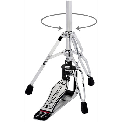 Drum Workshop 9500D 3-Leg Hi-Hat Stand