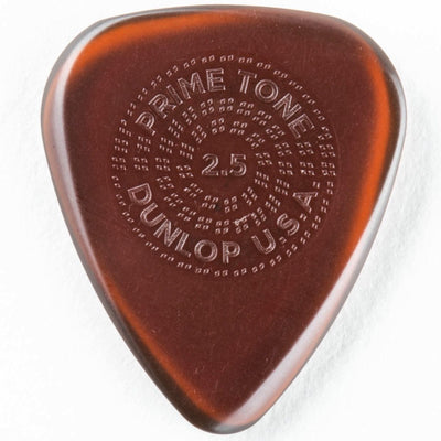 Dunlop 510P Primetone Standard Guitar Picks, 3-Pack, 2.5mm