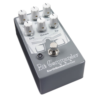 EarthQuaker Devices Bit Commander V2 Octave Synthesizer Pedal