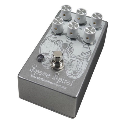 EarthQuaker Devices Space Spiral V2 Modulation Reverb Pedal
