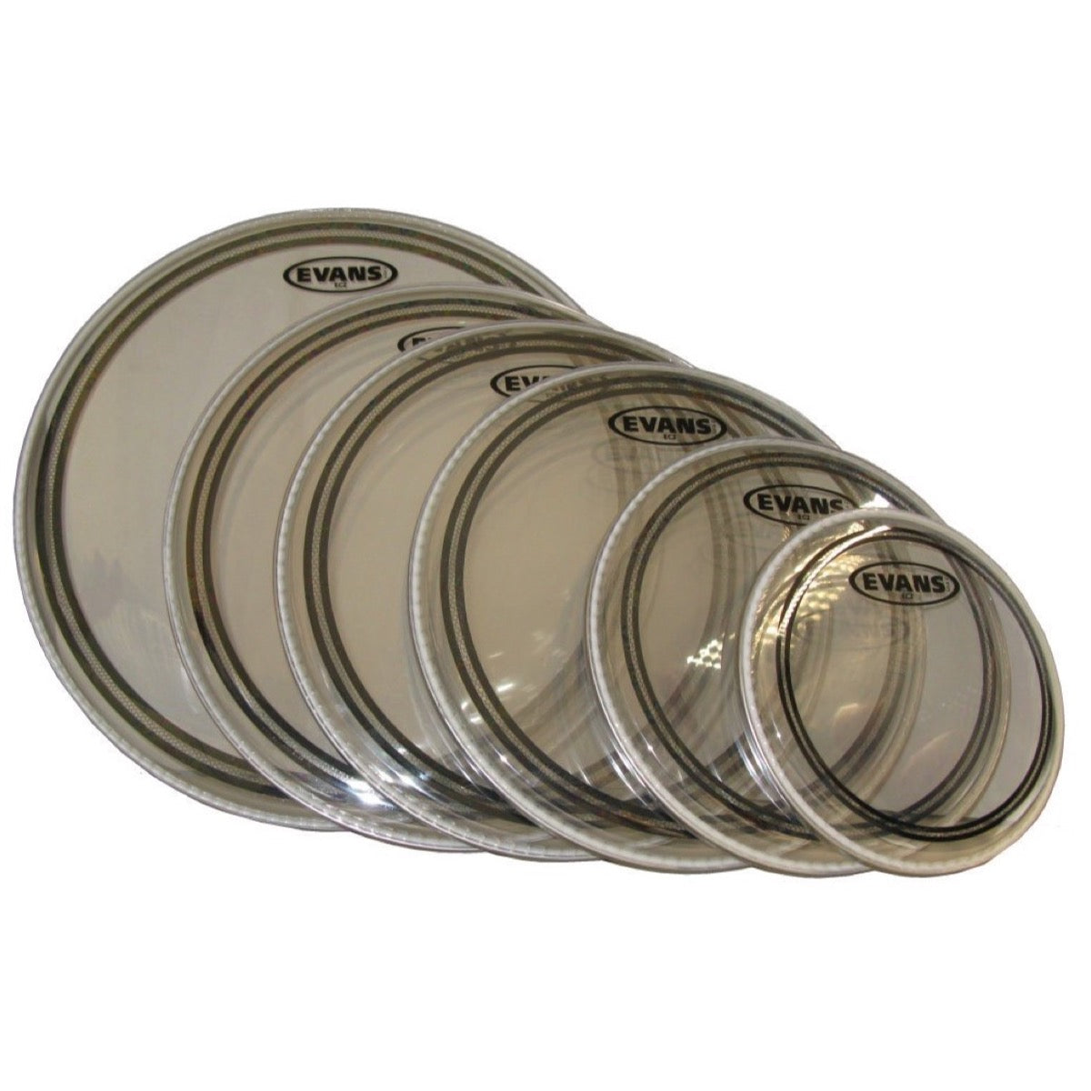8 Inch Evans EC2S Clear SST Drumheads