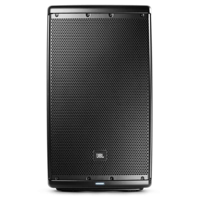 JBL EON612 Powered Speaker (1000 Watts, 1x12 Inch), Pair, with JBL Speaker Pack