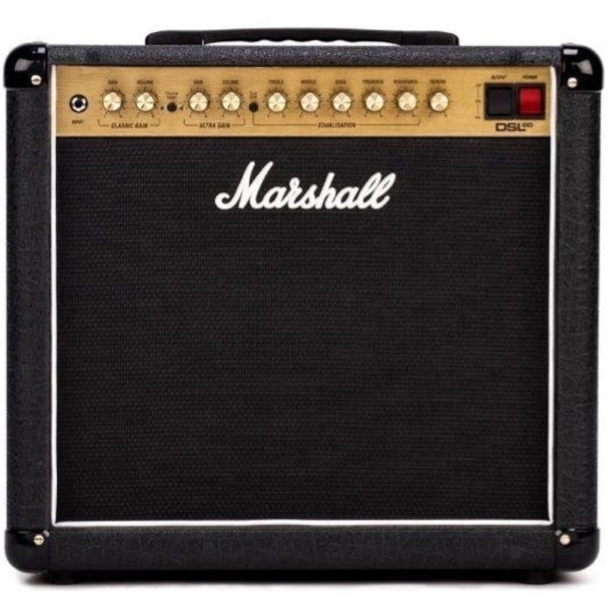 Marshall DSL20CR Guitar Combo Amplifier (20 Watts, 1x12 Inch)