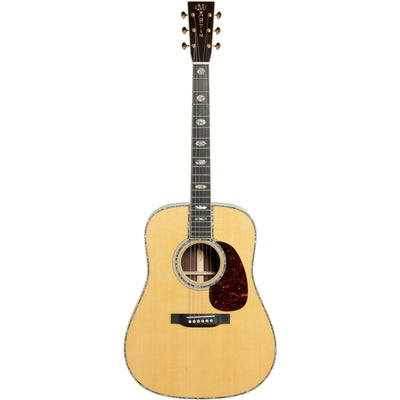 Martin D-45 Dreadnought Acoustic Guitar (with Case)