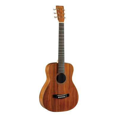 Martin LXK2 Little Martin X Series Koa Acoustic Guitar (with Gig Bag), Natural