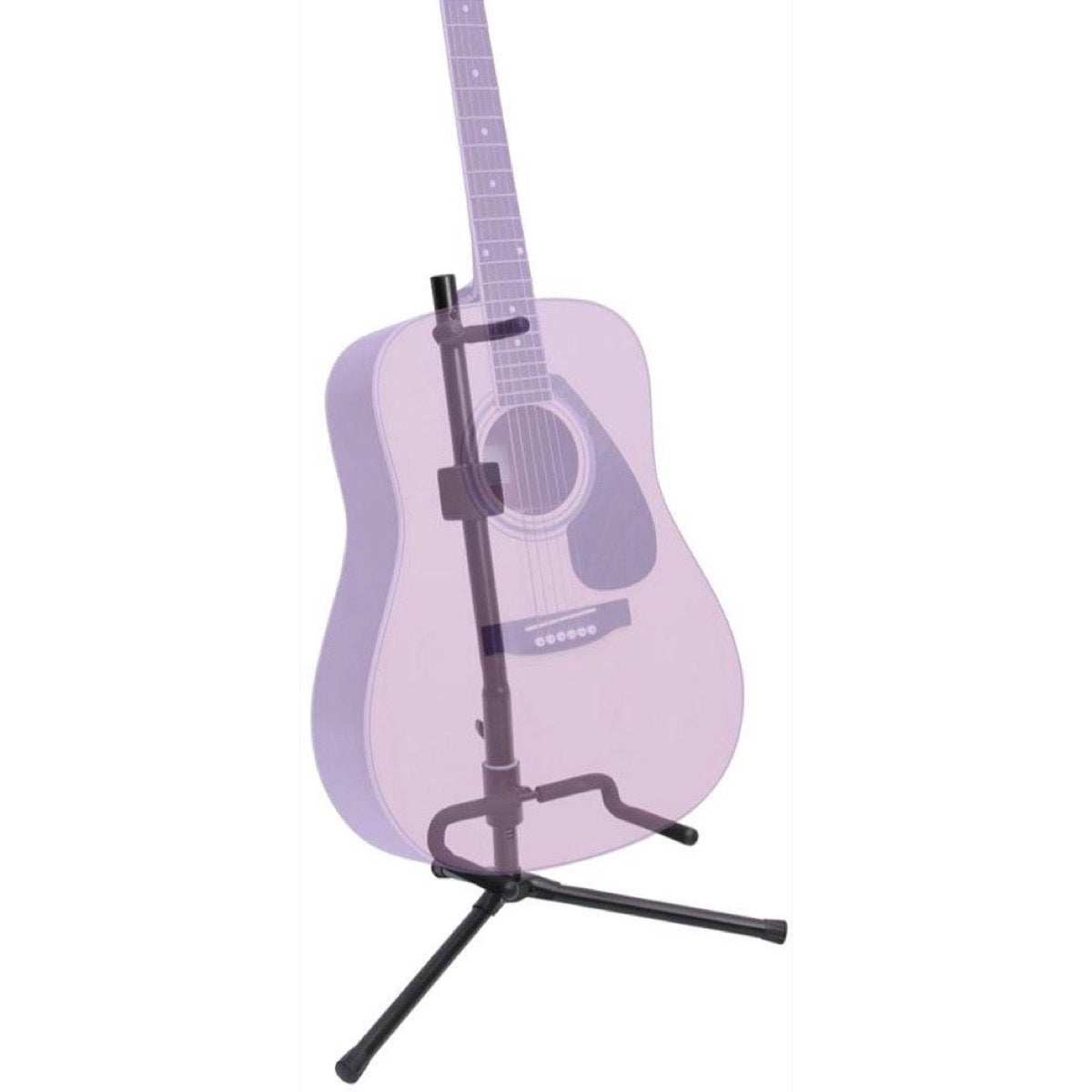 On-Stage GS7141 Push-Spring Locking Acoustic Guitar Stand