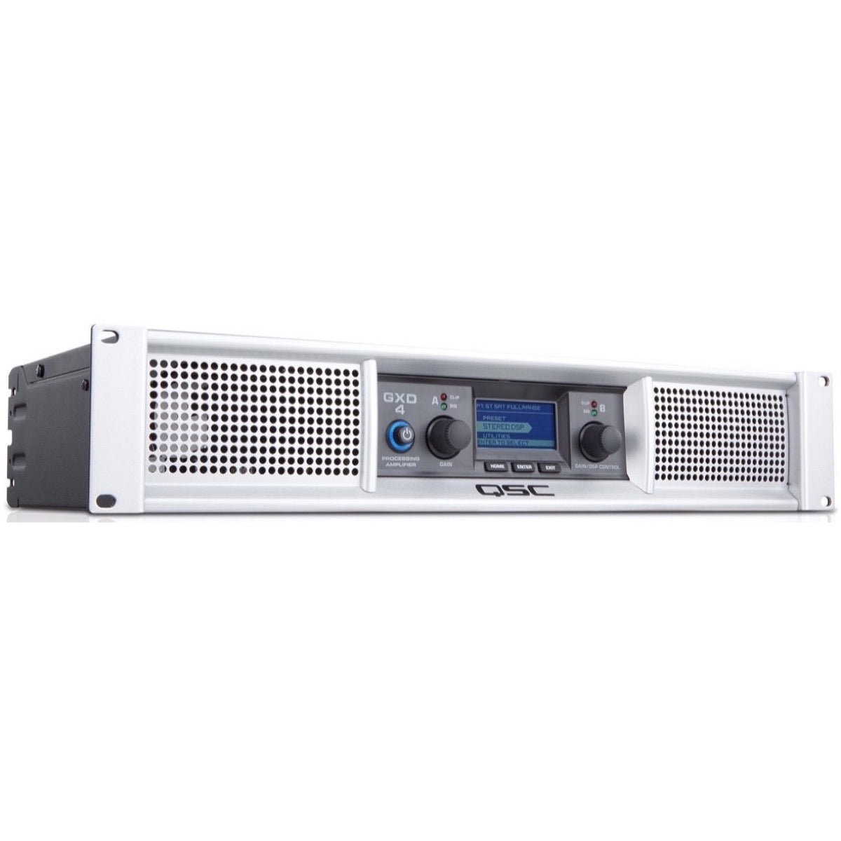 QSC GXD 4 Class D Power Amplifier with DSP