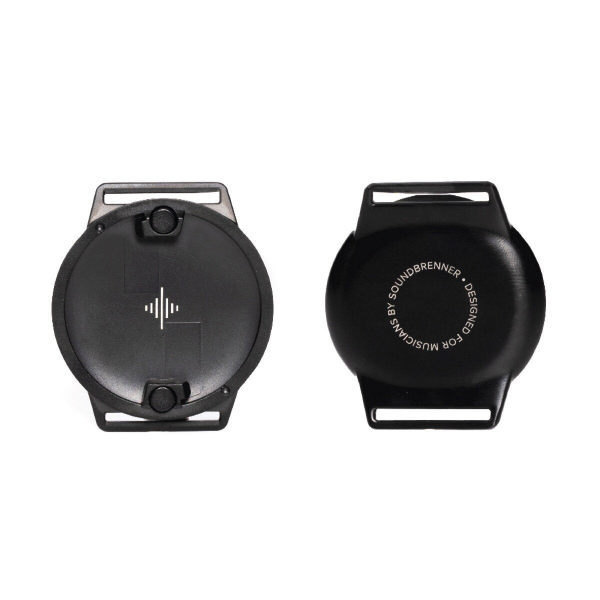 Soundbrenner Core Steel Musician's Smart Watch