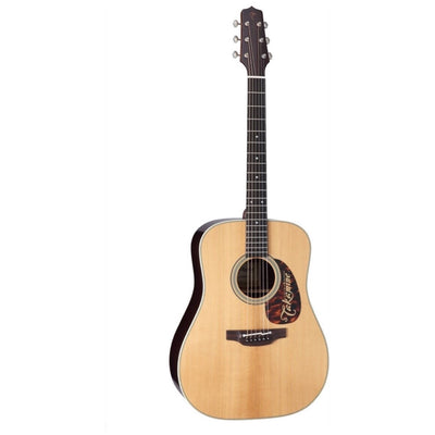 Takamine EF360STT Thermal Top Acoustic-Electric Guitar (with Case), Natural