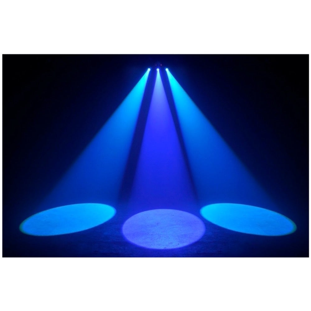 ADJ Pinspot LED Quad DMX Stage Light