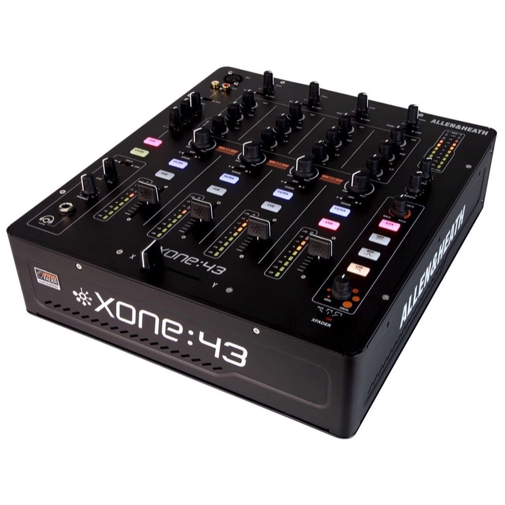 Allen and Heath Xone43 Professional DJ Mixer