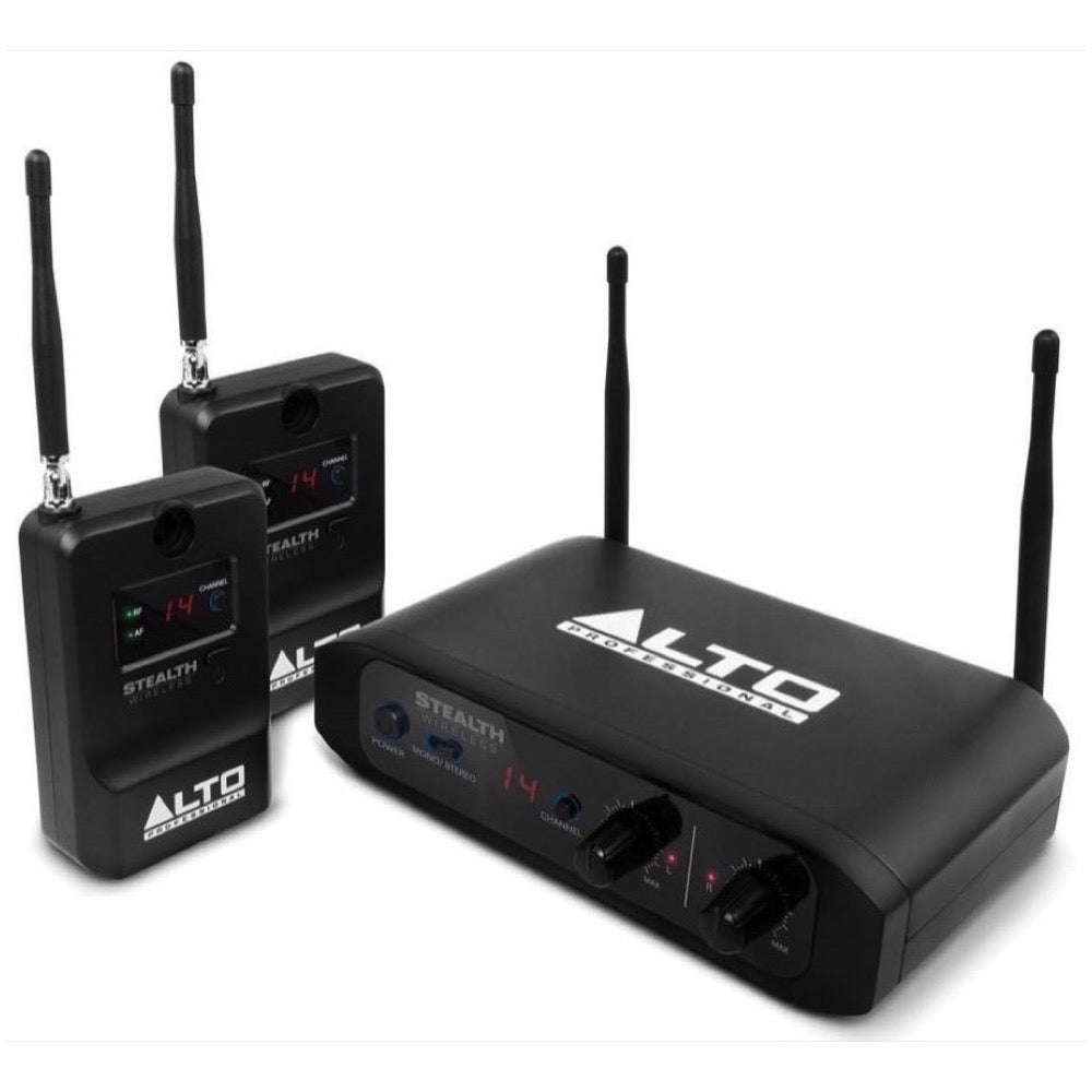 Alto Professional Stealth Wireless Speaker System