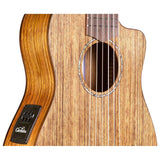 Load image into Gallery viewer, Cordoba Mini OCE Travel Acoustic-Electric Guitar (with Gig Bag)