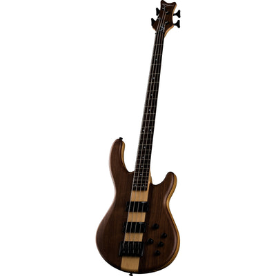 Dean Edge Select Pro 4 Electric Bass, Walnut