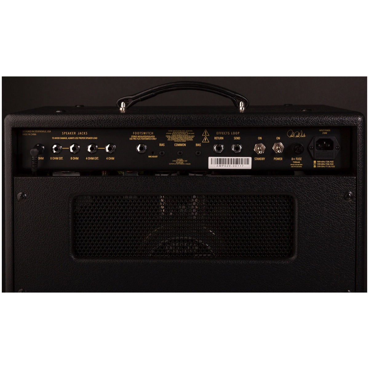 PRS Paul Reed Smith Sonzera 20 Combo Amplifier (20 Watts, 1x12 Inch)
