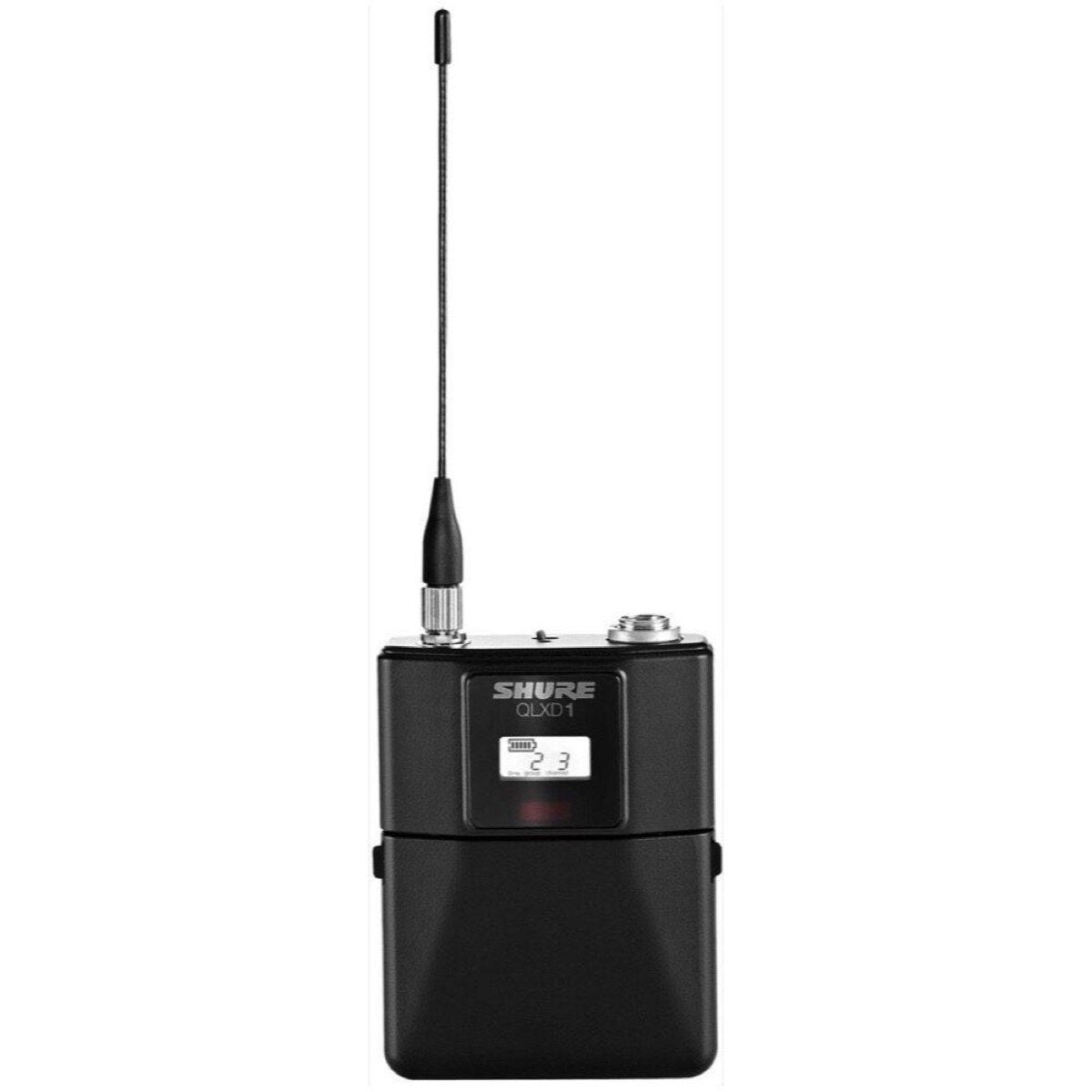 Shure QLXD12485 Combo Wireless System with SM58 Handheld Transmitter and WL185 Lavalier Microphone, Band G50 (470 - 534 MHz)