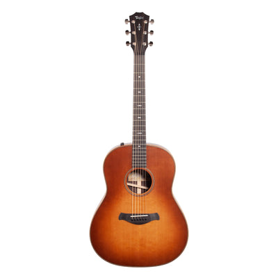 Taylor 717e Builder's Edition Grand Pacific Acoustic-Electric Guitar (with Case), Wild Honey Burst