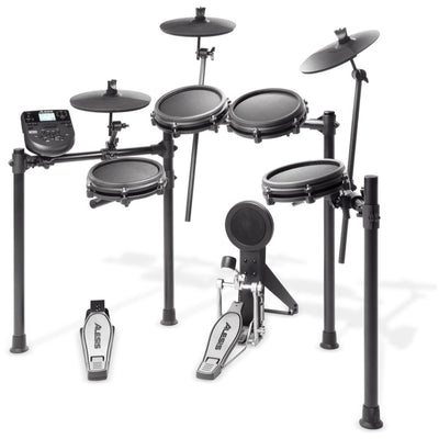 Alesis Nitro Mesh Kit Electronic Drum Kit, 8-Piece
