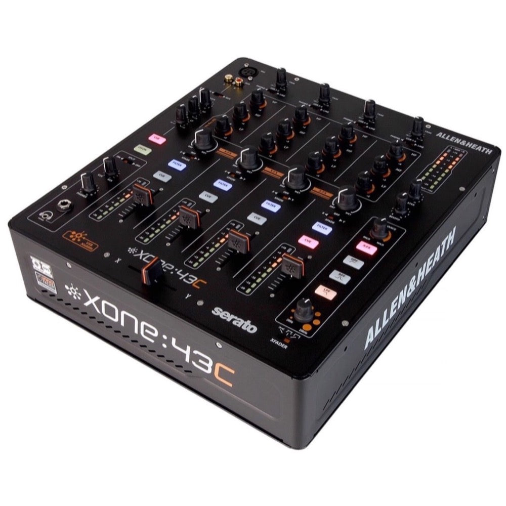 Allen and Heath Xone43C Professional DJ Mixer