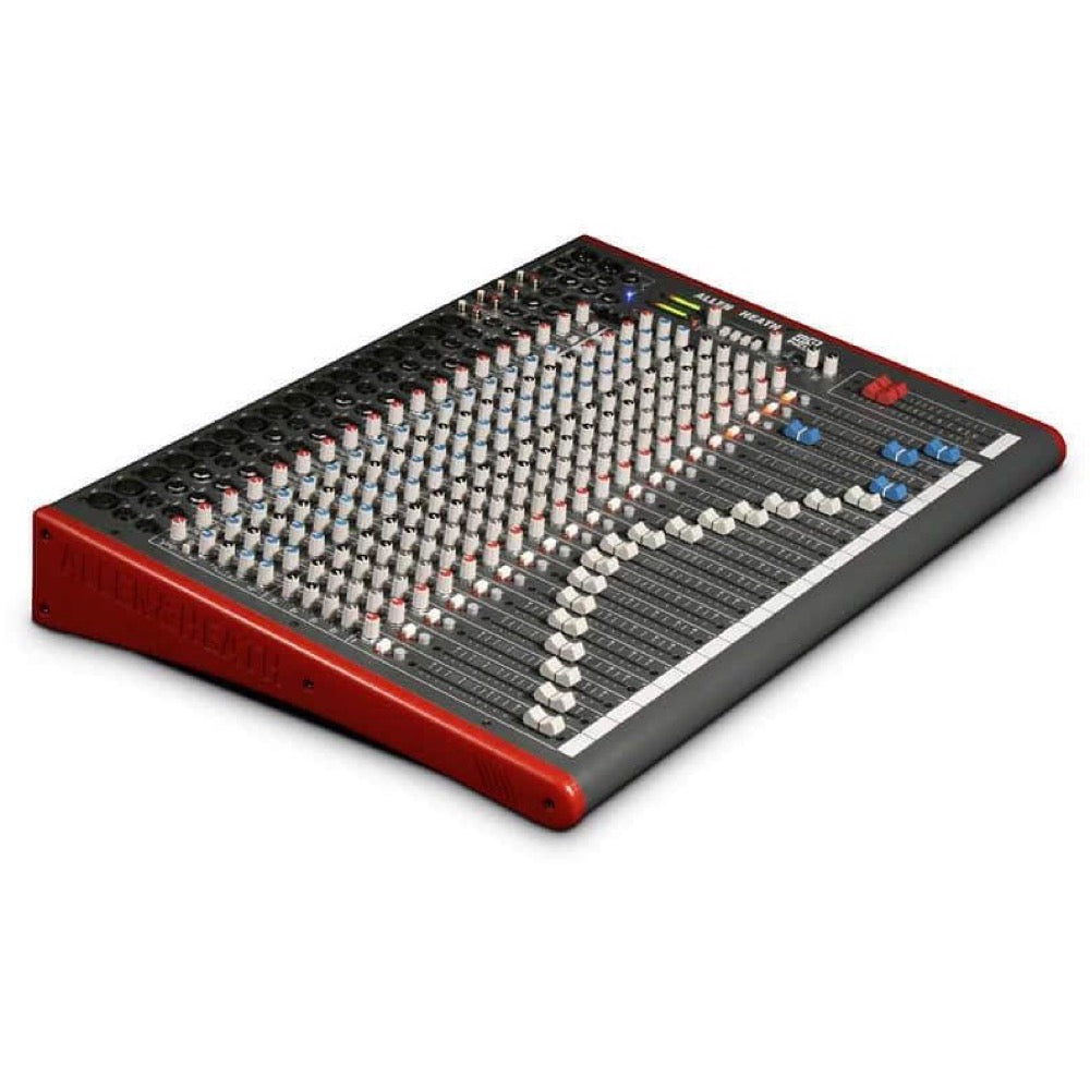 Allen and Heath ZED-24 24-Channel Mixer with USB Interface
