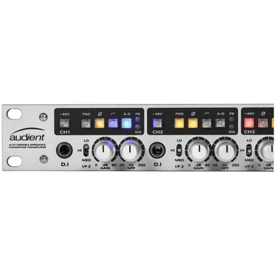 Audient ASP880 Microphone Preamplifier, 8-Channel