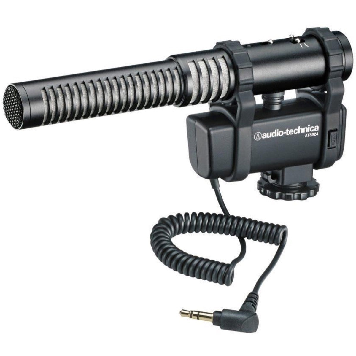 Audio-Technica AT8024 MonoStereo Camera Mount Microphone
