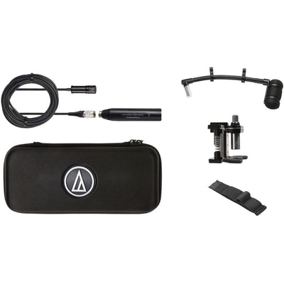 Audio-Technica ATM350D Condenser Microphone with Drum Mounting System